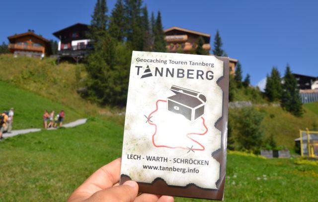 Geocaching am Tannberg © Warth-Schröcken-Tourismus, Lech Zürs Tourismus