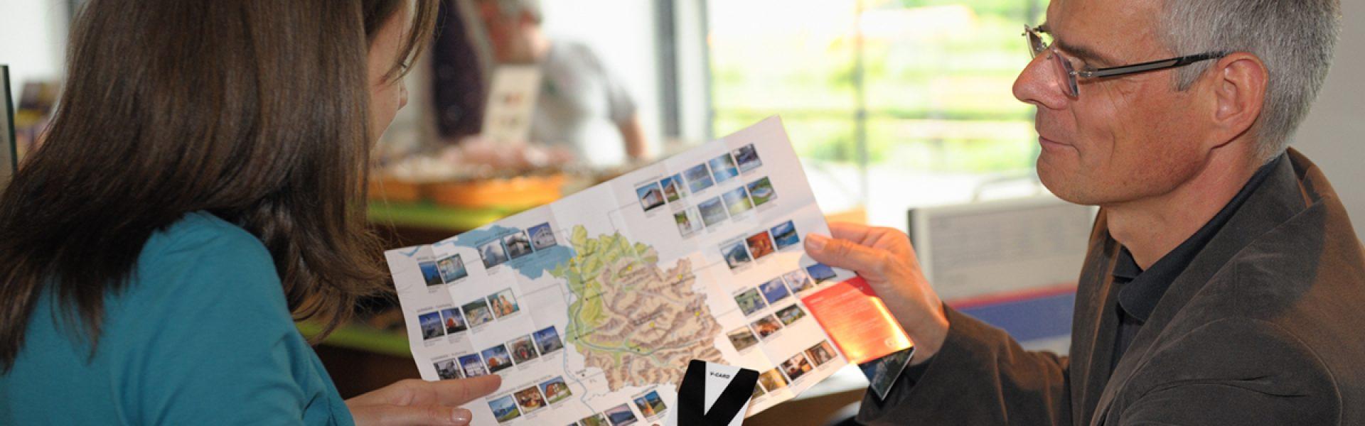Vorarlberg Tourismus, V-CARD, Broschüre (c) Stiplovsek Dietmar
