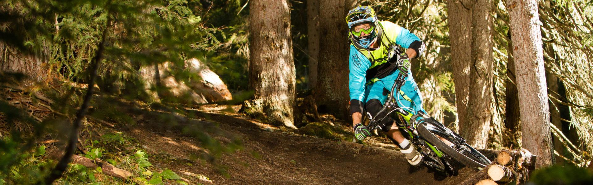 Bike-Trail Lech 13 -® Skilifte Lech, Michael Marte© Dietmar Mathis null