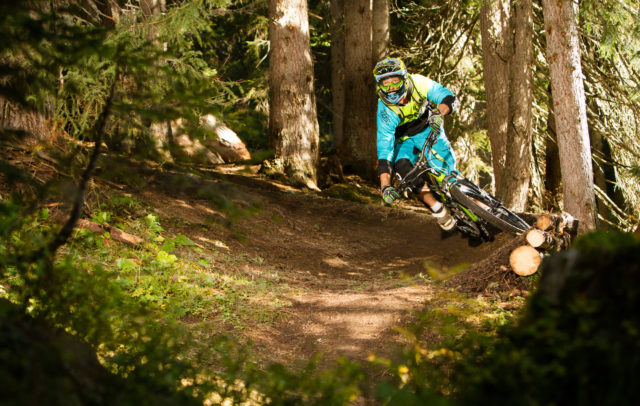 Bike-Trail Lech ® Skilifte Lech, Michael Marte© Dietmar Mathis null