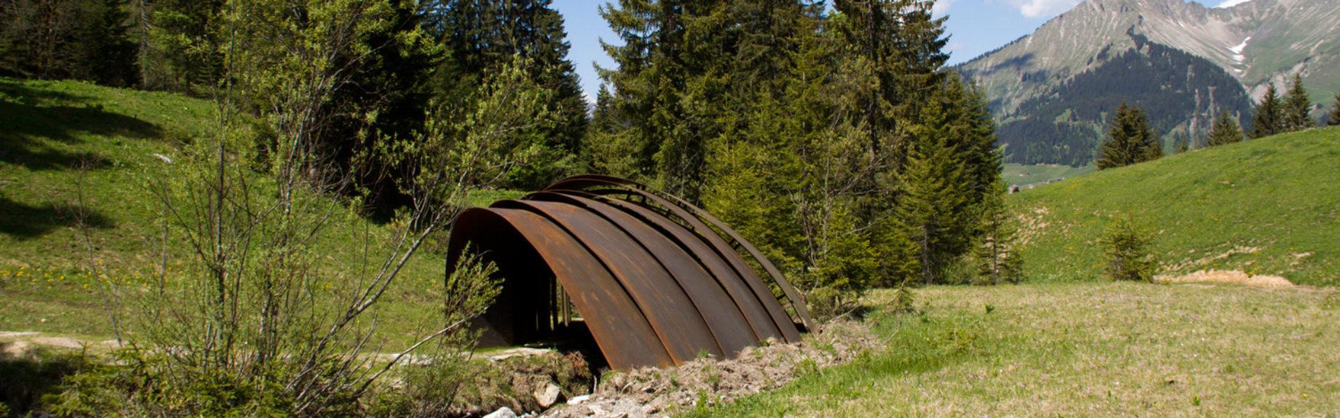 Klangraum.Stein © ©Alpenregion Bludenz Tourismus GmbH