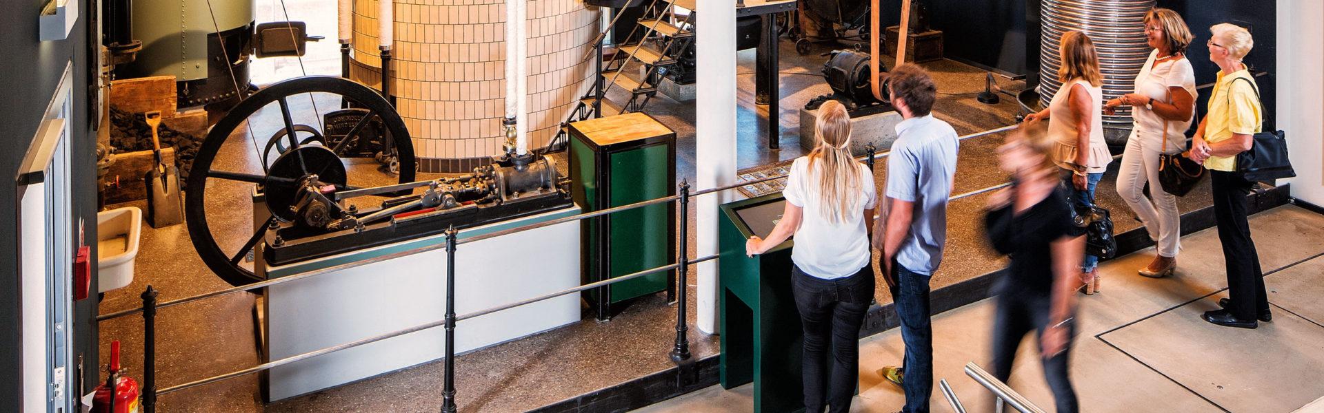 Museum der Mohren Biererlebniswelt - Brauanlage (c)Mohrenbrauerei KG Dornbirn