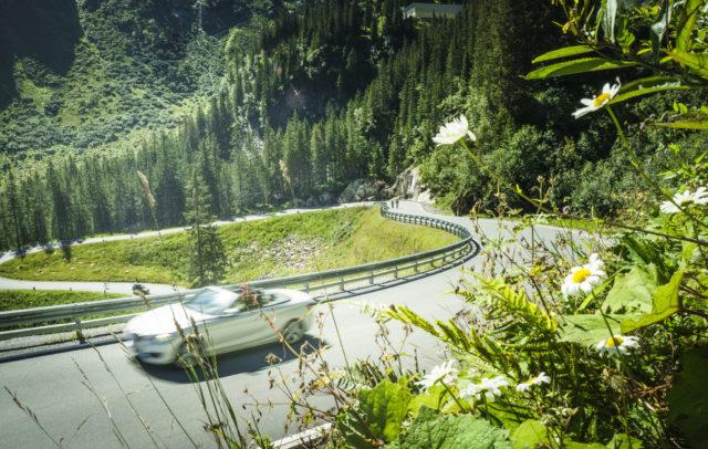 Silvretta-Hochalpenstrasse Montafon© Dietmar Denger / Vorarlberg Tourismus
