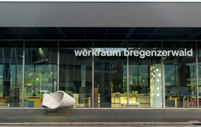 Werkraumhaus Außenansicht © Peter Löwy
