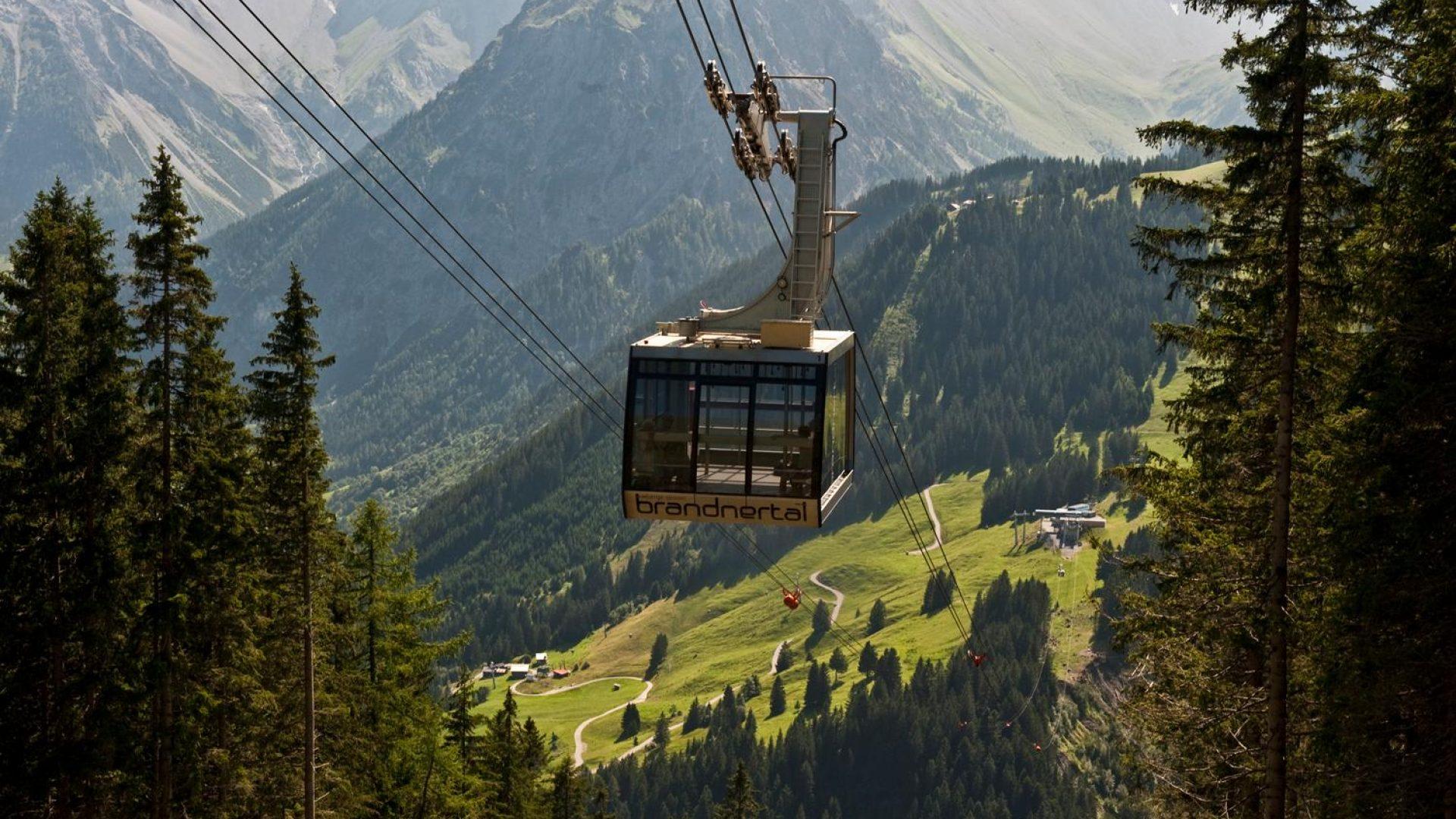 Bergbahnen Brandnertal