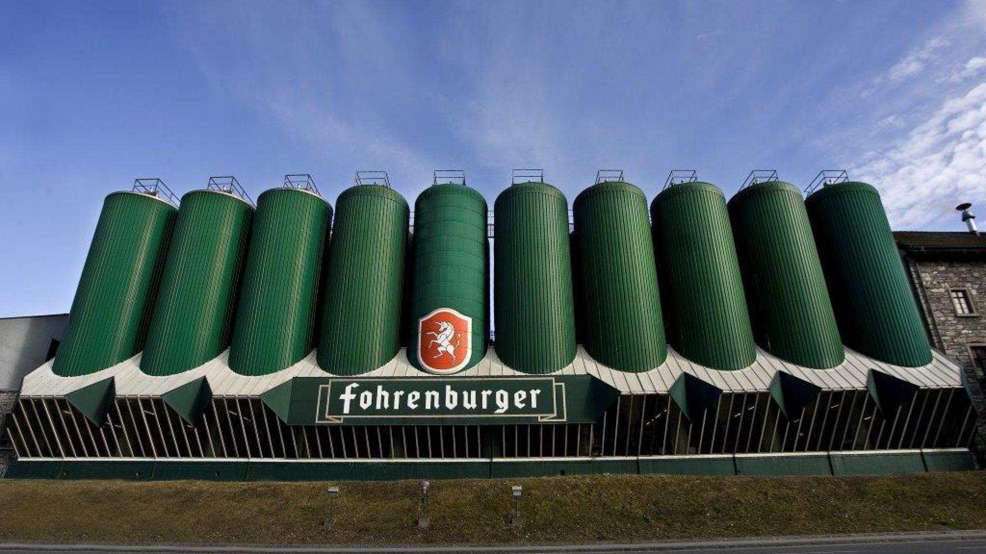 Brauerei Fohrenburg Bludenz