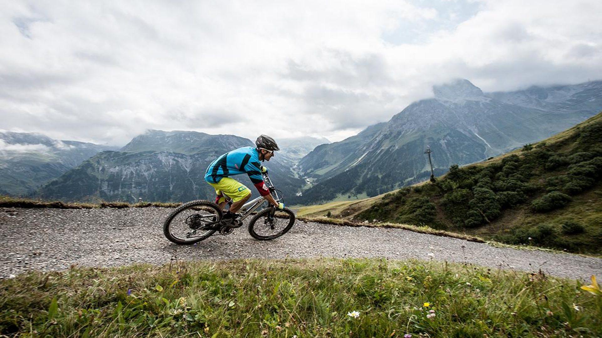Burgwald Bike-Trail Lech