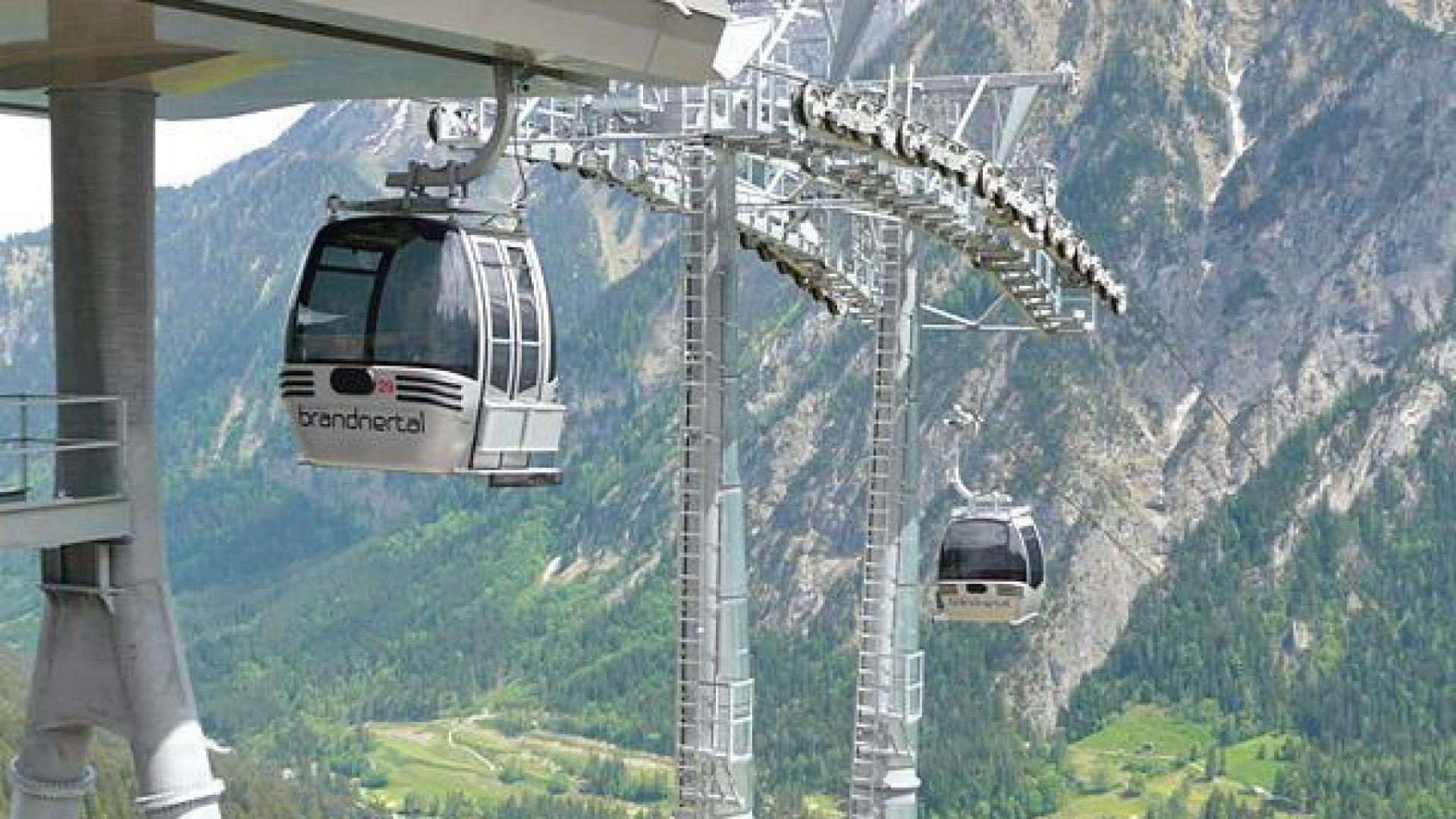 Dorfbahn Bergstation
