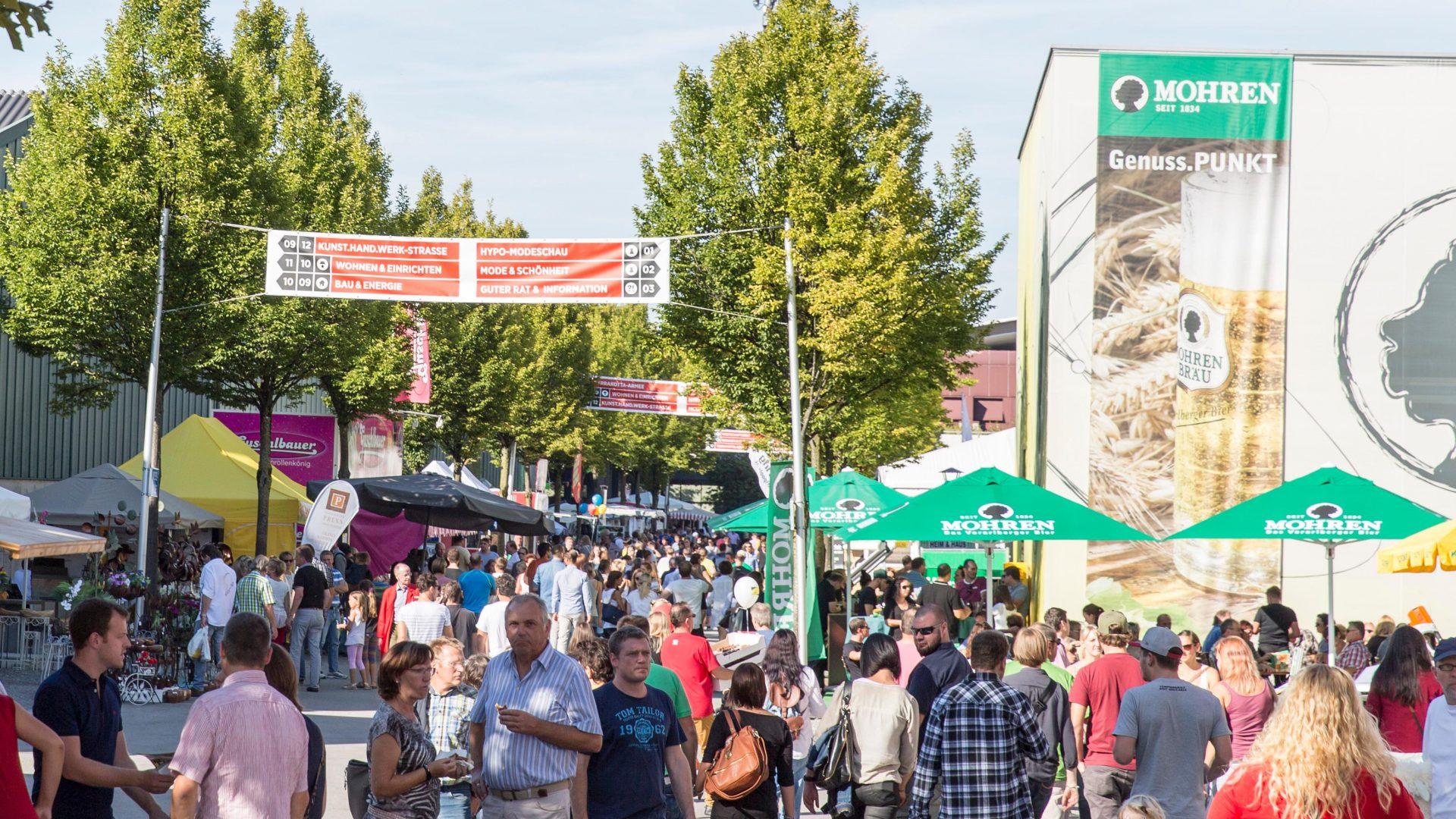 Herbstmesse Dornbirn