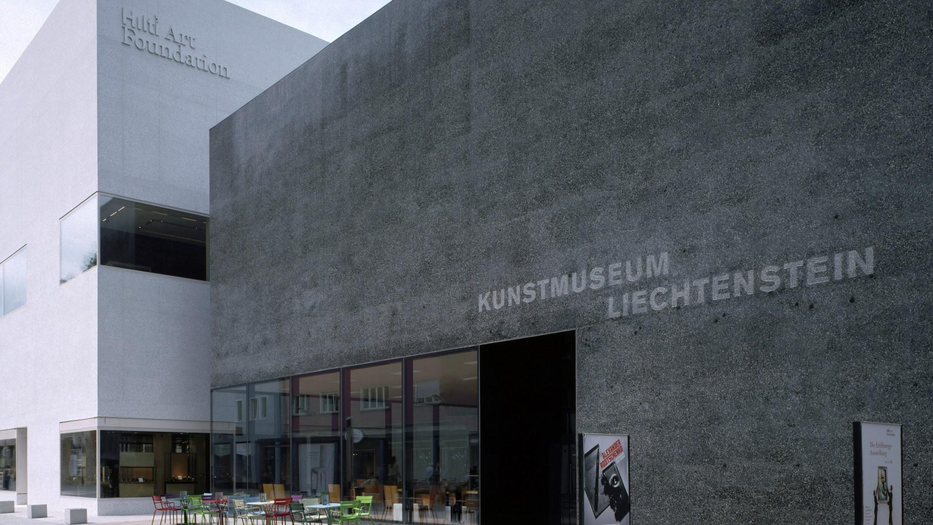 Kunstmuseum Liechtenstein - Hilti Art Foundation