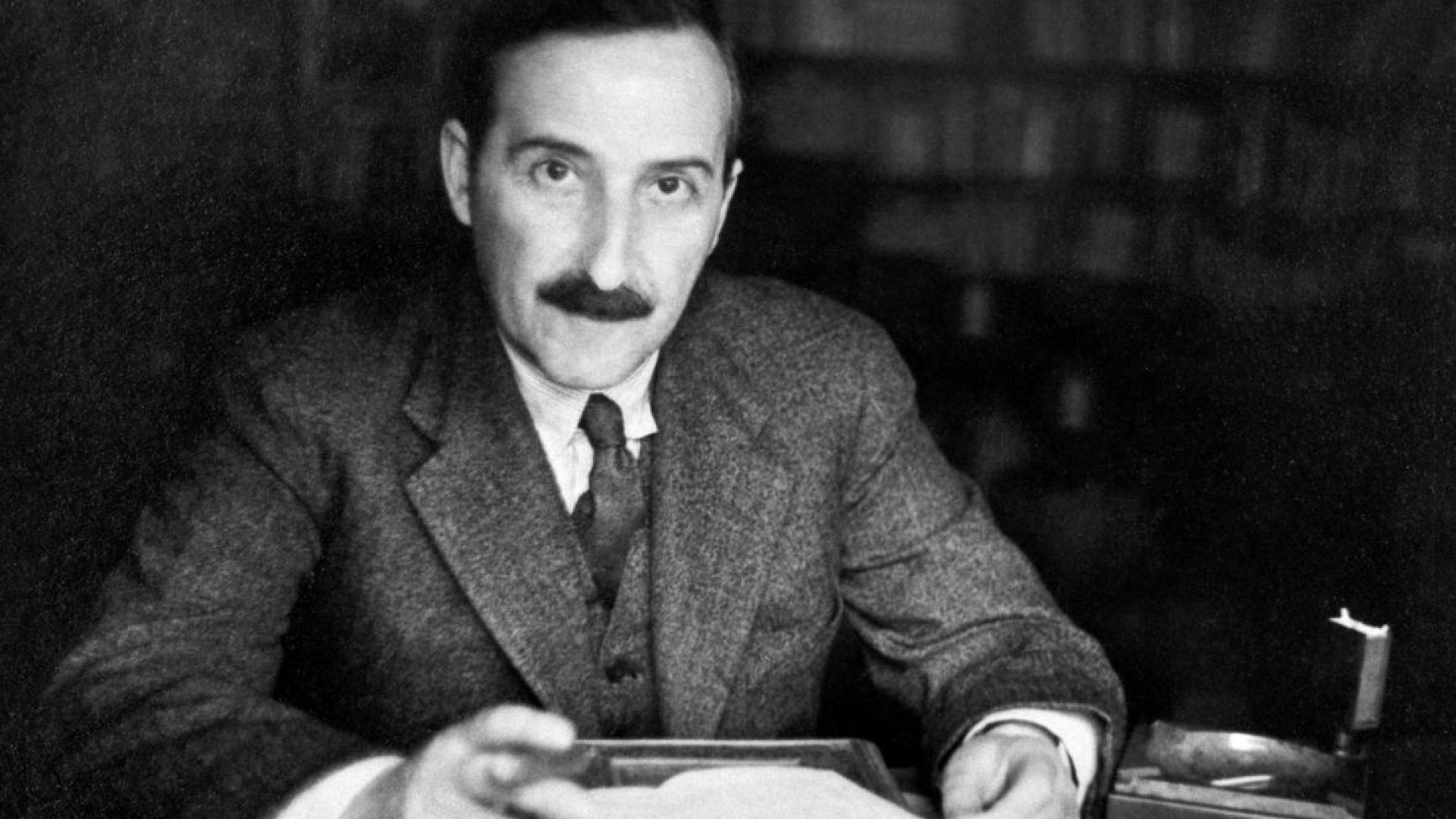 Legge Museum Hohenems - Stefan Zweig