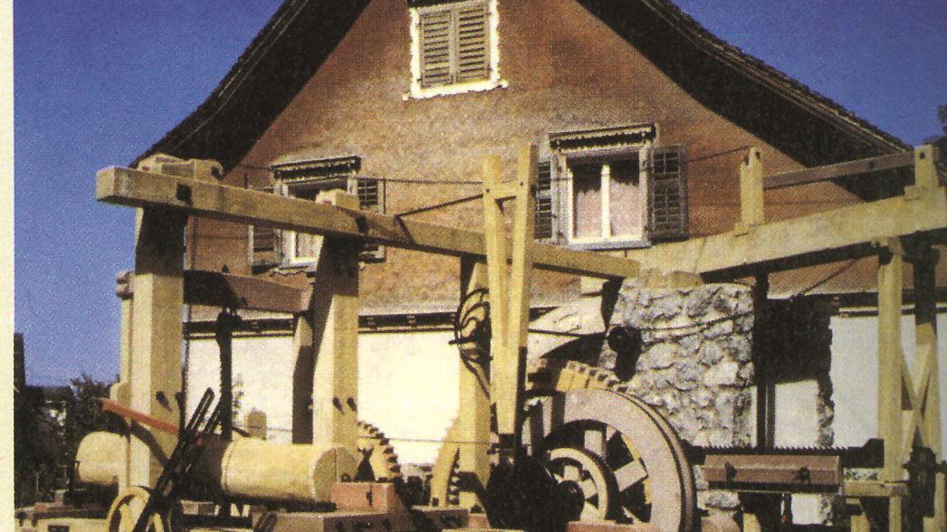 Museum Stoffels Säge-Mühle Hohenems