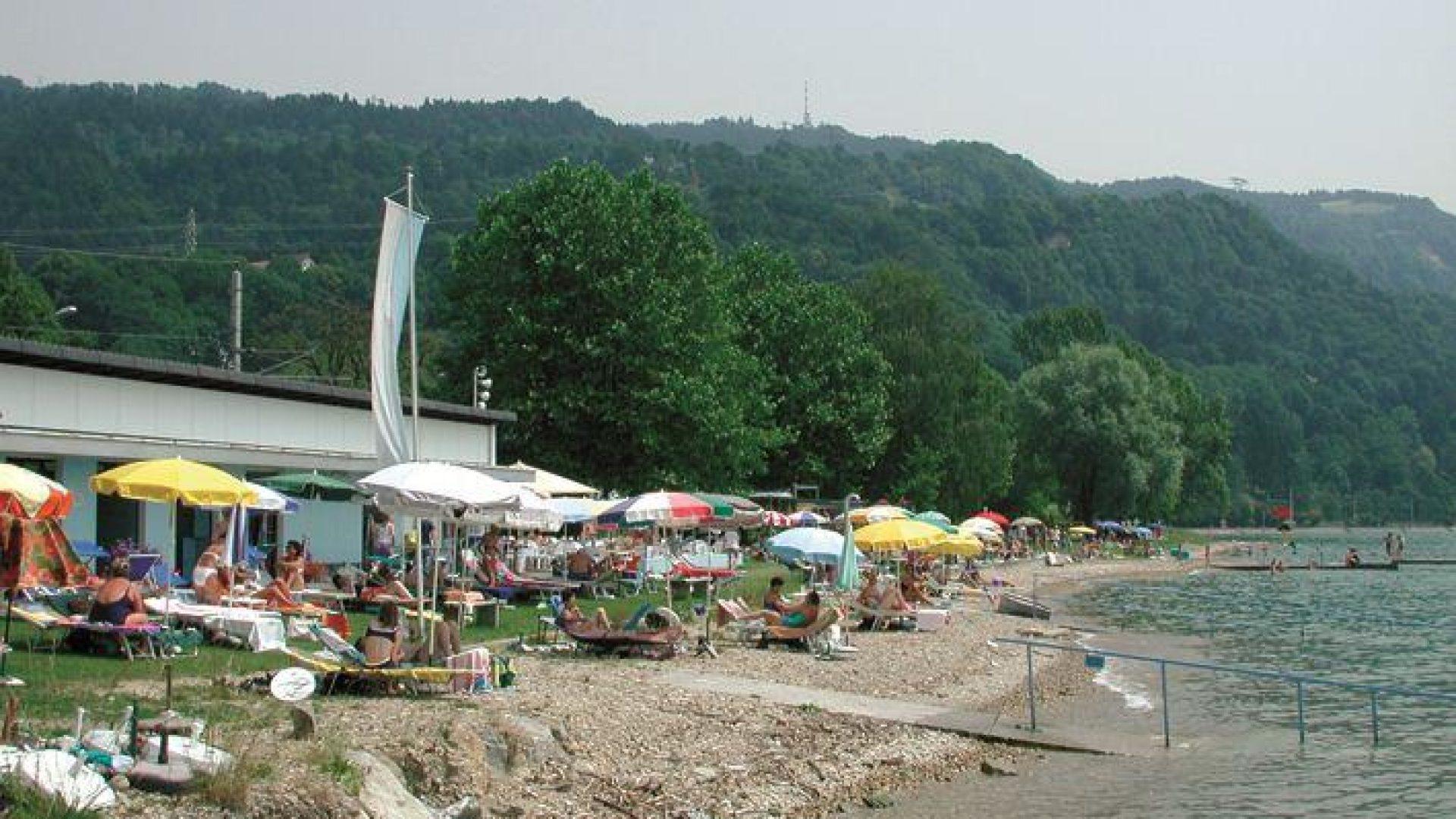 Strandbad Lochau