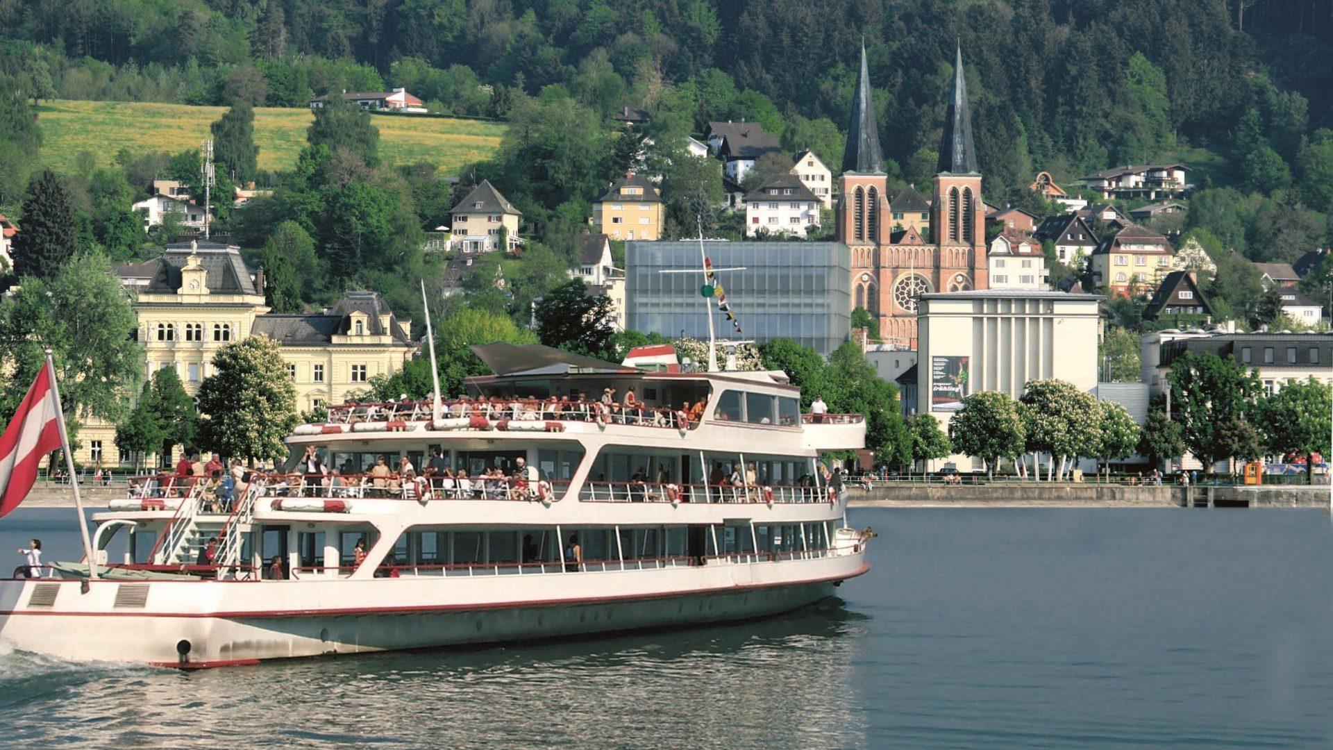 Vorarlberg Lines Bregenz
