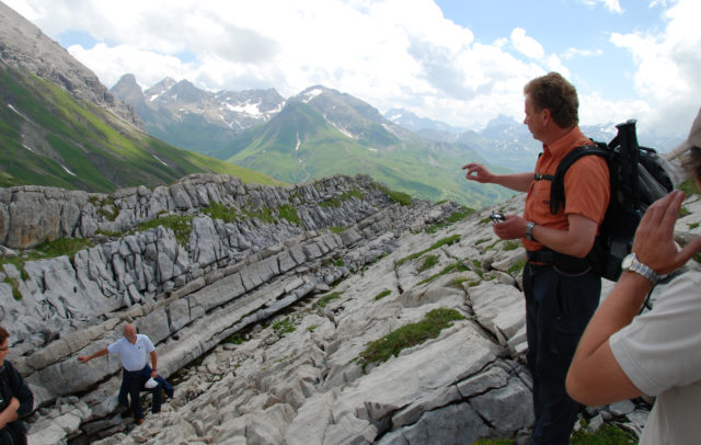 Geoweg Rüfikopf, Lech Zürs am Arlberg © Daniko/Lech Zürs Tourismus