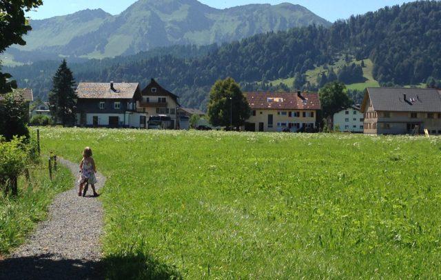 Wasserwanderweg Hittisau © Thorsten Bayer/Vorarlberg Tourismus