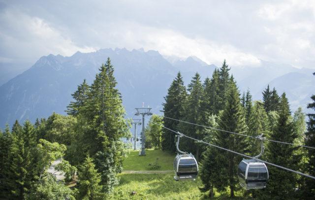 Muttersbergbahn Bludenz © Darko Todorovic / Vorarlberg Tourismus