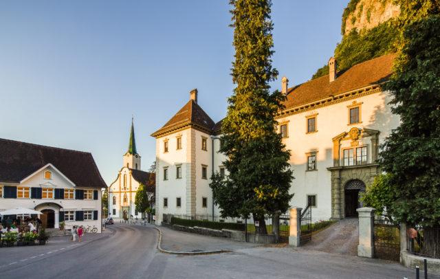 Palast Hohenems © Dietmar Walser