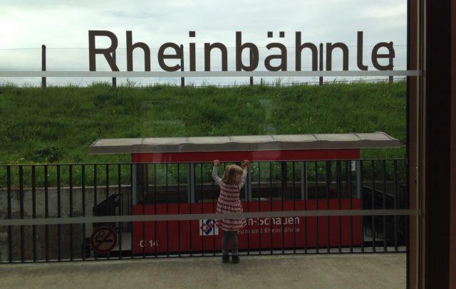 Rheinbähnle © Thorsten Bayer/Vorarlberg Tourismus