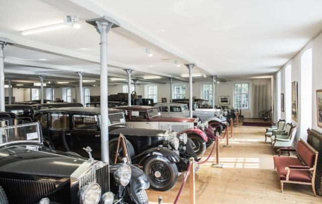 Rolls-Royce Museum © Petra Rainer/ Bodensee-Vorarlberg Tourismus GmbH