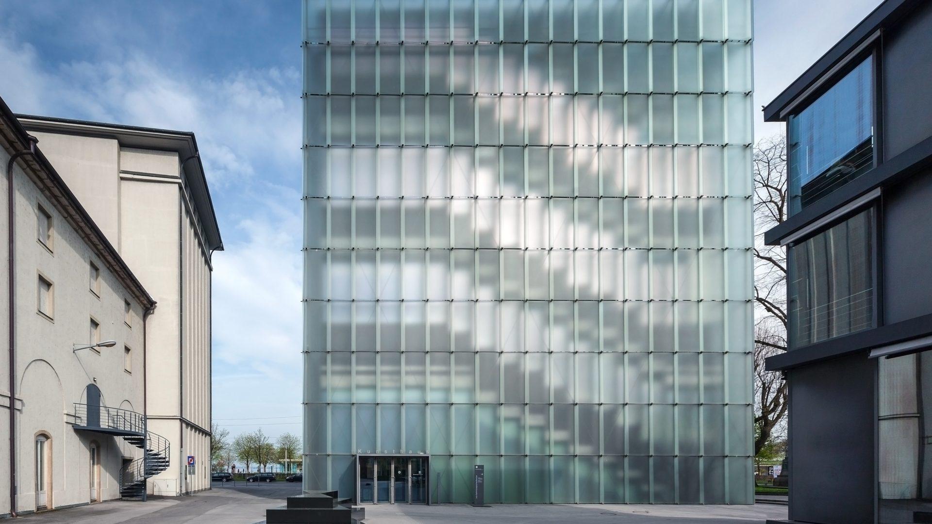 Kunsthaus Bregenz, KUB