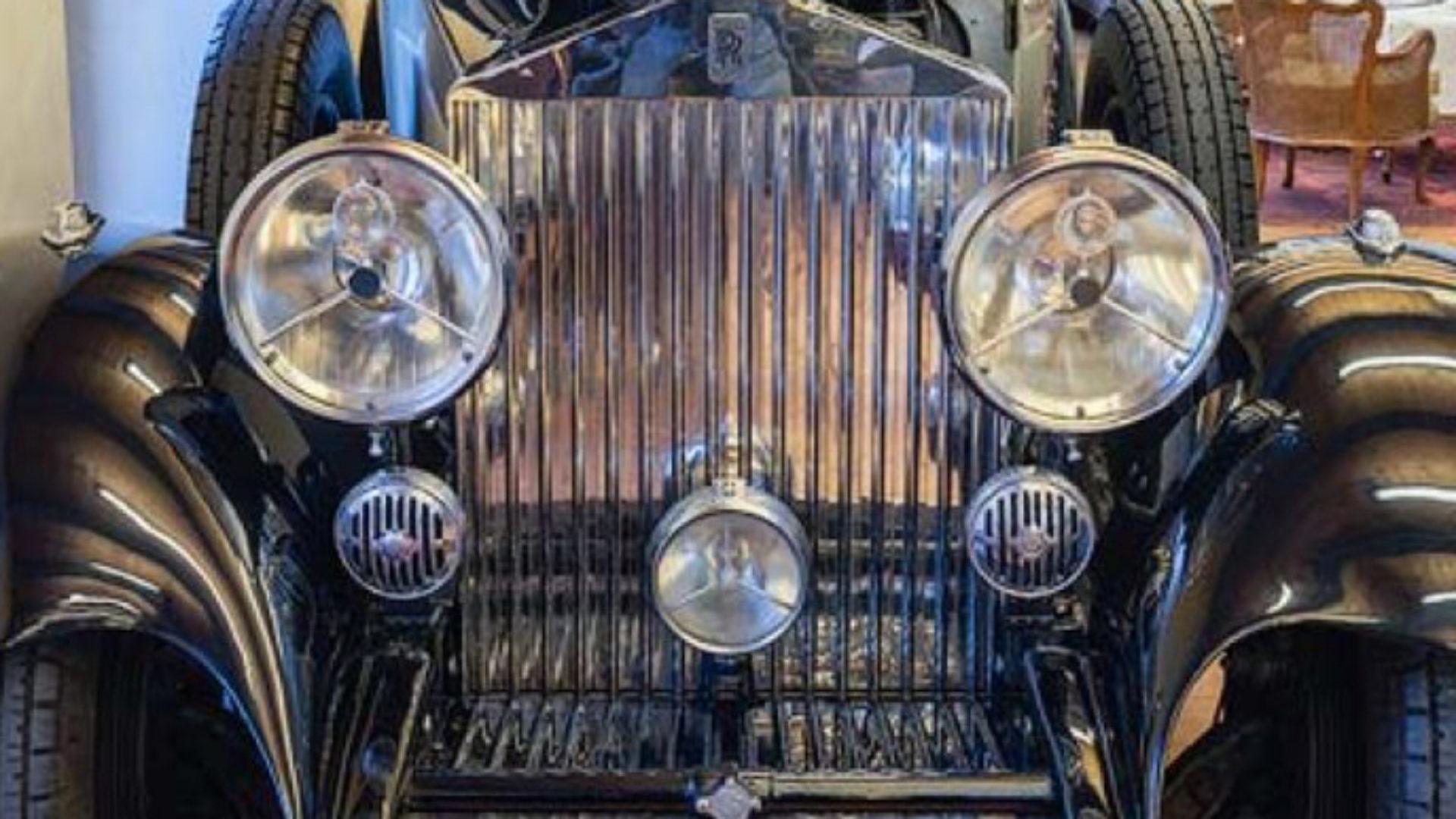 Rolls-Royce Museum, Dornbirn