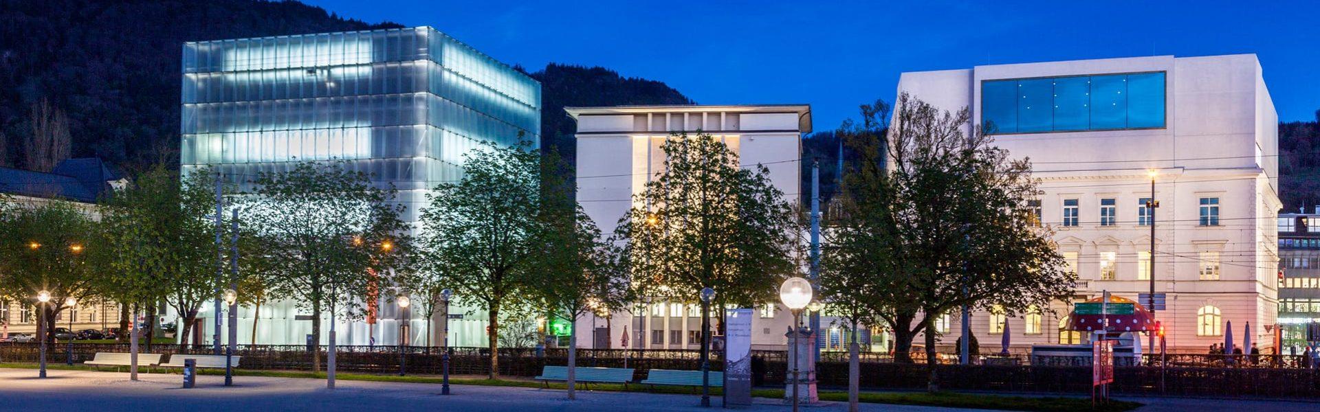 Kunsthaus Bregenz, vorarlberg museum (c) Foto Matthias Weissengruber - Kunsthaus Bregenz
