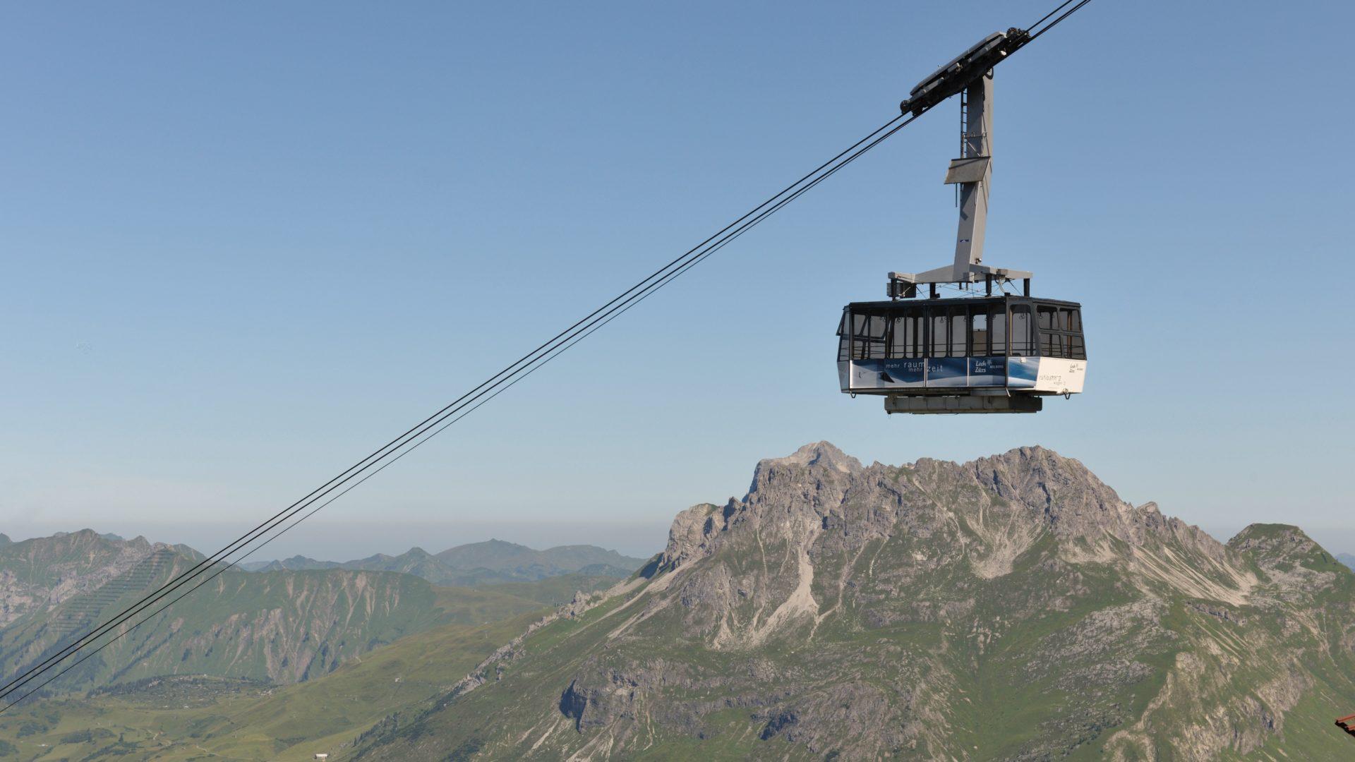 Rüfikopfbahn Lech am Arlberg