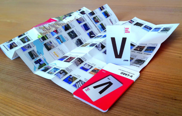 V-CARD Pocketfolder